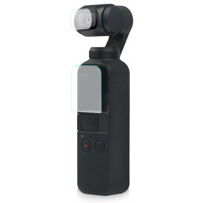 Gehard film voor DJI OSMO Pocket Camera