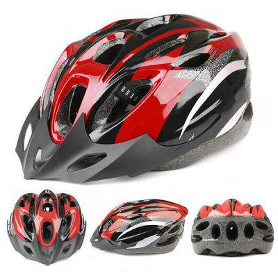 Casco da mountain bike da bicicletta non integrato