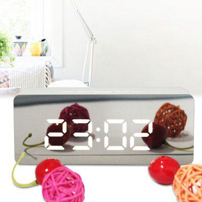 GHY - 5601 LED Digital Display Makeup Mirror Alarm Clock