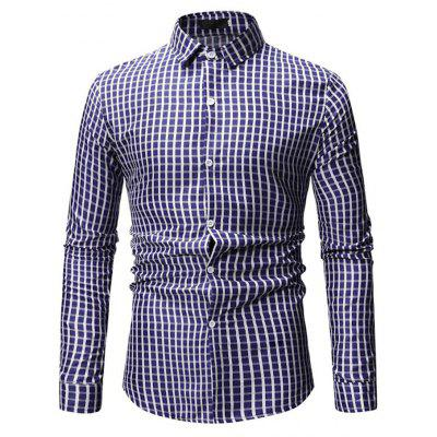 CFHC - ML AK Men Stylish Leisure All-match Shirts