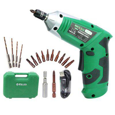 Best Buy LAOA LA416336 Portable Electric Screwdriver