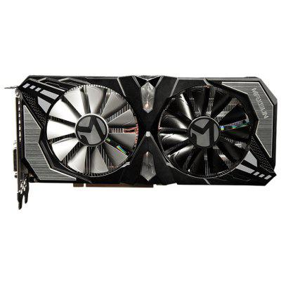 MAXSUN GeForce GTX 1660Ti Terminator 6G Nvidia Gaming Video Graphics Card