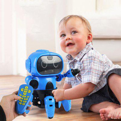gocomma Upgraded 963 PRO DIY Assembly Electric Robot Induction Educational Toy