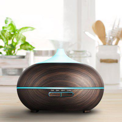 550ML Aroma Essential Oil Diffuser Ultrasonic Humidifier Large Capacity AU Plug