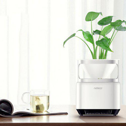 Nobico J009A Micro-ecological Anion Desktop Air Purifier