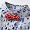 Cartoon Printed Body for Boys - MULTI-A
