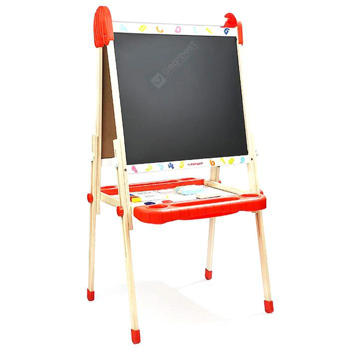 Xiaomi Youpin Topbright Multifunction Lifting Drawing Board Kids Toy - BurlyWood