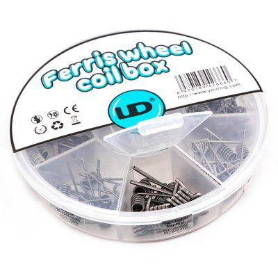 UD Ferris Wheel Coil Wires