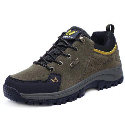 Outdoor Fashion Breathable Comfortable Hiking Shoes