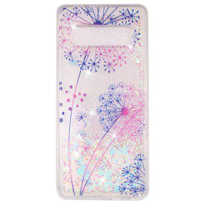 TPU Quicksand Mobile Phone Case para Samsung Galaxy S10