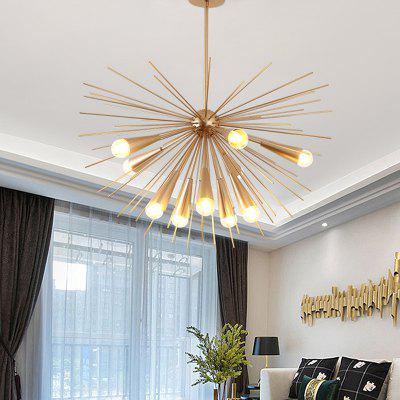 Home Luxury Satellite Shape Creative Chandelier
