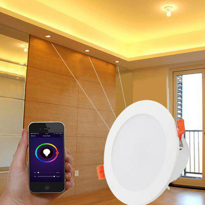 Utorch 4 inch 10W LED Smart Downlight Color Change Alexa Voice APP Control Spot Light