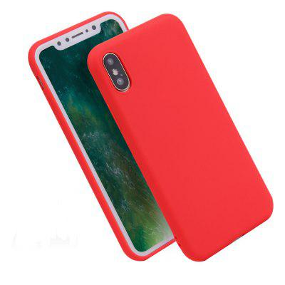 Mobile Phone Shell Matte Tpu Protective Cover Iphone Xs Max XRCandy Color Silicone Soft Shell