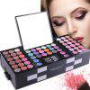 Miss Rose High Light Combination Eye Shadow Disc - MULTI COLORI-A