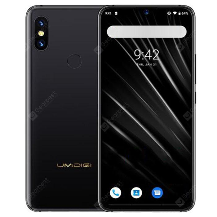 UMIDIGI S3 Pro 4G Phablet Helio P70 - Black Other version