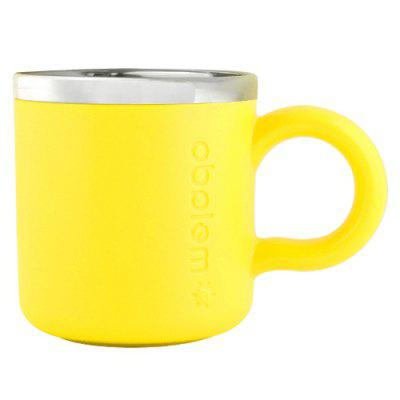 Children's Colorful Stainless Steel Cup