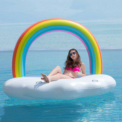 Water Adult  Rainbow Island Floating Row