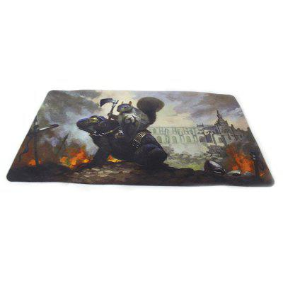 Toad Knight Mouse Pad