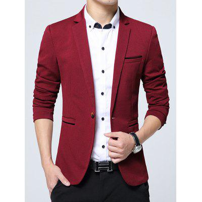 Blazer da Uomo Business Casual Taglia Larga