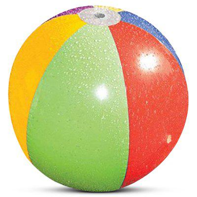 PVC Inflatable Sprinkler Water Ball Toy
