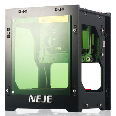 NEJE KZ 2000mW 405nm AI Wood Router Laser Engraver Machine
