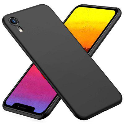 Naxtop TPU Soft Back Cover Phone Case voor iPhone XR