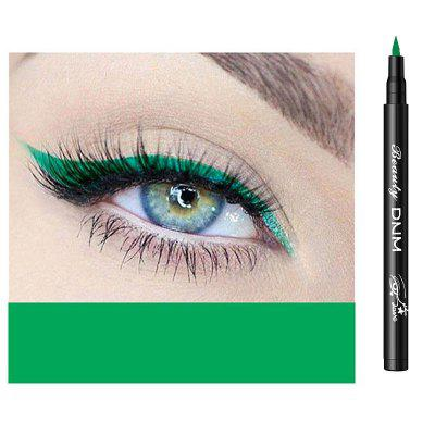 DNM ME0031 Waterproof Quick-drying Liquid Eyeliner Pen 2pcs