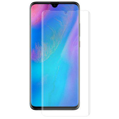 Hat - Prince 0.26mm 9H 3D Curved Surface Full-screen Tempered Glass Film for Huawei P30 Pro