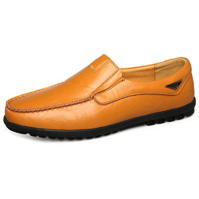 Men Breathable Casual Flat Shoes