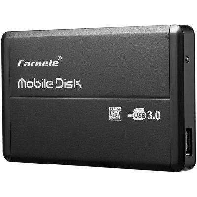 Caraele H - 2 Ultra-thin Portable Mobile Hard Disk Storage USB3.0