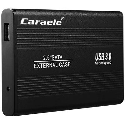 Caraele H - 1 Portable 2.5 inch External Hard Drive Storage USB3.0