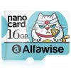 Alfawise A16U1 16GB High Speed High Capacity Micro SD Card - MULTI