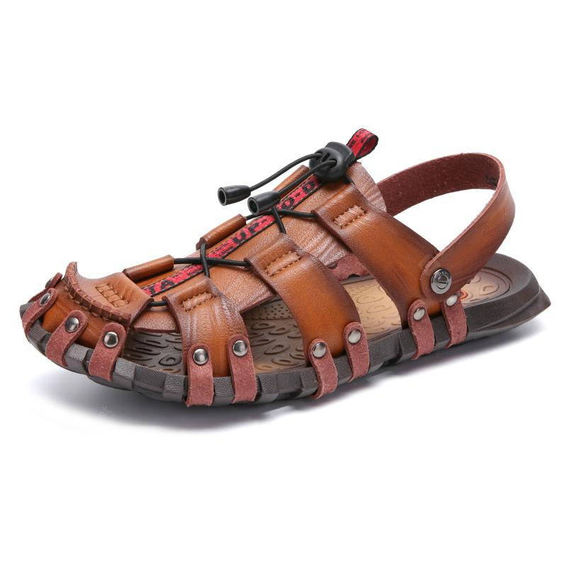 Men Personality Outdoor Beach Sandals