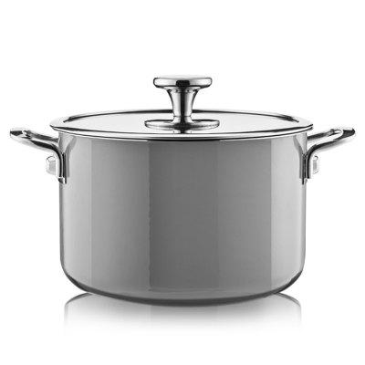 So.home R469 - 22 Stainless Steel Binaural Soup Pot 4.5L