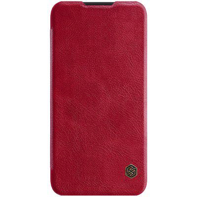 NILLKIN Leather Cover Protective Phone Case for Xiaomi Mi Play