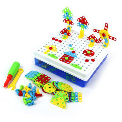 881 Puzzle DIY Hands Block Toy 234szt