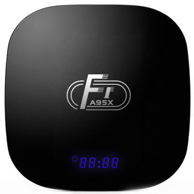 A95X F1 TV Box Inteligente 2GB RAM + 16GB ROM