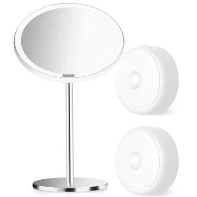 Yeelight YLGJ01YL Intelligent Induction High-definition Silver-plated Mirror Professional-grade Makeup Tool