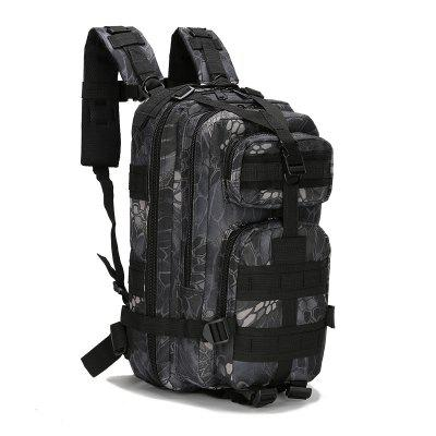 GearBest coupon: B02 Outdoor Sports Climbing Camouflage Tactical Backpack