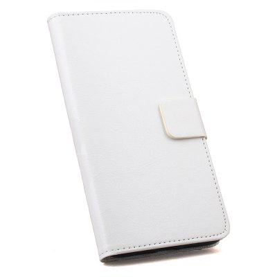 Konstrukcja gniazda na karty Solid Color PU Leather Phone Case do Samsung Galaxy A6 Plus