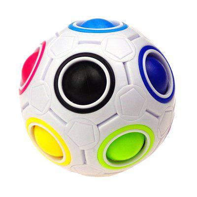 Cube magique Qiyi Rainbow Ball 3D Puzzle