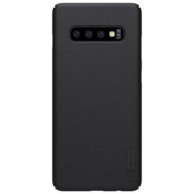 NILLKIN Frosted Case Clamshell Cover for Samsung Galaxy S10