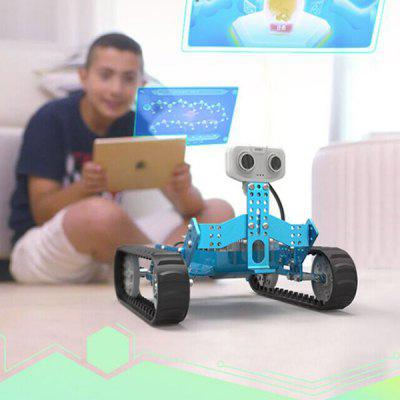 TOMO 6 in 1 Children Intelligent Robot Programmable Puzzle Education DIY Kit