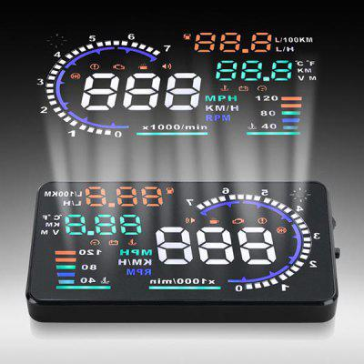 A8 Car Head up Display HUD