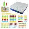 881 DIY Jigsaw Puzzle Hands Block Toy 234pcs - MULTI-A