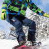 zaofeng Warm Wear Resistance L Ski Gloves from Xiaomi youpin - GREEN