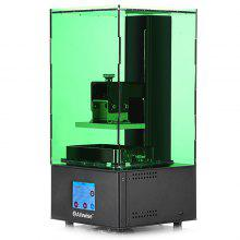 Gearbest price history to Alfawise W10 LCD SLA Resin 3D Printer
