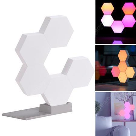 Lifesmart LS160 Creative Smart Geometry Assembling Quantum Light - Milk White 5Pcs / Set