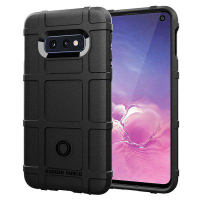 Scrub Anti-fingerprint Silicone Anti-drop Soft Phone Case voor Samsung Galaxy S10E