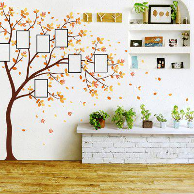 Creative Personality TV Background Wall Sticker